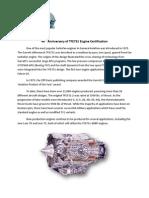 TFE731 Turbofan Engine 40th Anniversary