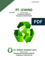 Company Profile Pt. Lewind