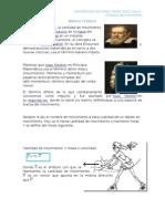 Conservación Del Momento Lineal Listo Para Imprimir