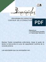 Presentacion Inaguracion Araceli