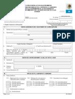 Formato Cesion de Derechos Mineros NC SE-10-022_A
