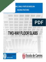 3) 4 Two-way Floor Slabs 3