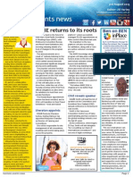 Business Events News for Mon 03 Aug 2015 - AIME revamp, CINZ, Sheraton, Melbourne, Events calendar and much more