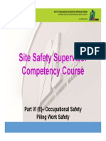 Part VI (E) - Piling Work Safety.ppt Compatibility Mode