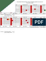 Kalender Pendidikan Tahun Pelajaran 2015-2016 2
