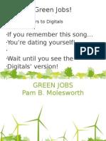 Green Jobs!