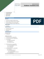 Proposal Database-training PlusTwoStudents
