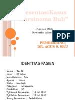 Presentation Karsinoma Buli