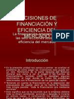 Decision Financiación