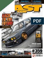 Fast Car - September 2015 UK