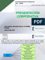 Jose Cedeño-Mercedes Alcivar_SPANISH_19-20 June 2015_Colombia