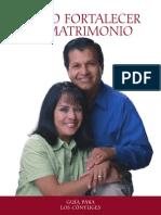 COMO FORTALECER EL MATRIMONIO