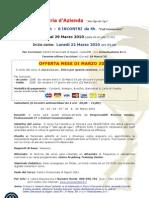 Programma Corso Segretaria d'Azienda Marzo2010