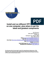 V Fp 9 All Versions on One Computer