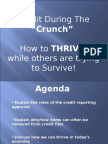 Free Credit Seminar Heaven View Notes