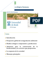 Huella Ecologica Humana