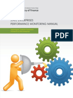State Enterprise Performance Monitoring Manual 2011