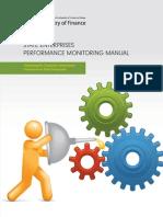 State Enterprise Performance Monitoring Manual 2011