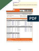 Jetstar Flight Itinerary for (Booking Ref# LICERE) JQ23 300820