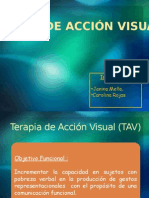 Terapia de Accion Visual