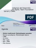 10 00 Desarrollos Agiles TFS y CMMI Pablo Herraiz Caelum