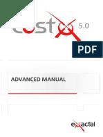 CostX5.0 Advanced Manual
