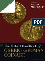 KONUK Oxford Handbook of Greek and Roman Coinage