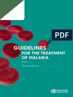 WHO malaria.pdf