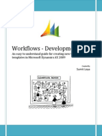 Workflows - Development