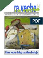 Revista Vatra Veche 7, 2015
