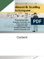 Measurement & Scaling Techniques_rough.pptx