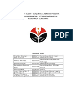 Revisi Program Kuliah Kerja Nyata Tematik Posdaya