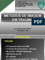 Métodos de imagem no trauma