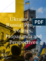 Ukraine and Russia. People, Politics, Propaganda and Perspectives (2015)_A. Pikulicka-Wilczewska, R. Sakwa.