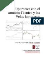 Operativa Con Analisis Tecnico y Velas