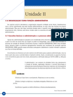 Estruturas Organizacionais (80hs - ADM)_Unidade II