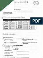 Worksheet nº3