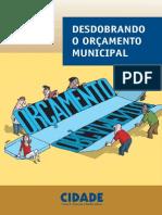 Orçamento Municipal Educaçao