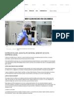 Clonacion de Bufalo en Colombia - Colombia - ADN
