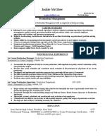 Jobswire.com Resume of mcgheedad