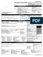Housing Loan Applicationform
