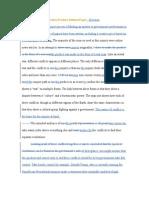 genre product defense paper