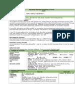 ACS Worksheet
