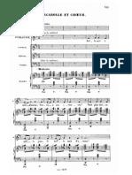 Offenbach - Barcarola (D, FRA Canto e Piano)