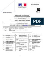 Nomenclature PCS-ESE Depliant PCS-ESE 2003 v2013!01!04