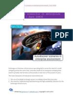 Autodiscover Scenarios in Enterprise Environment - Part 16 of 36