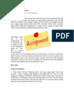 Ex Assignment Individual