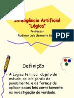 Inteligencia artificial - lógica