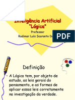 Inteligencia artificial - lógica