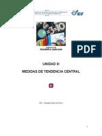 Lec 32 MedidasDTendCentral